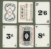 Collectible cards game. Sum-it Sum-it p/c of Leeds